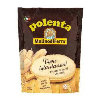 Farina Bianca Istantanea Per Polenta