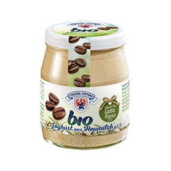 Yogurt Biologico Al Caffè (vasetto Vetro 150g)