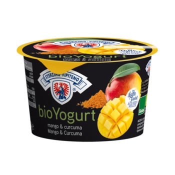 Yogurt Biologico Alla Curcuma (vasetto 250g)