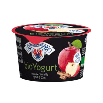 Yogurt Biologico Alla Mela(vasetto 250g)
