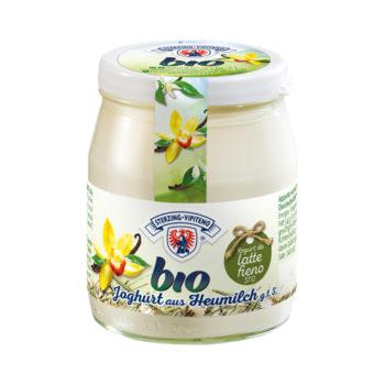 Yogurt Biologico Alla Vaniglia (vasetto Vetro 150g)