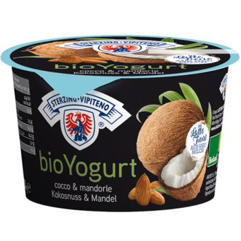 Yogurt Biologico Cocco E Mandorla (vasetto 250g)