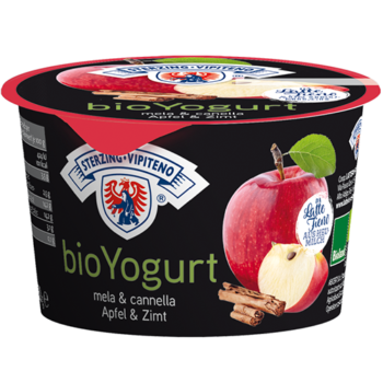 Yogurt Biologico Mela E Cannella (vasetto 250g)